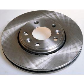 Brake Disc Brake Disc Thickness: 26,0mm, Num. of holes: 5, Ø: 296mm, Ø: 296mm with OEM Number 40 20 600 03R