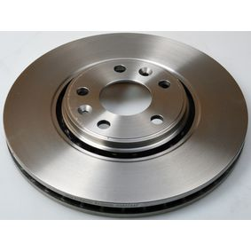 Brake Disc Brake Disc Thickness: 28,0mm, Num. of holes: 5, Ø: 320mm, Ø: 320mm with OEM Number 402060003R
