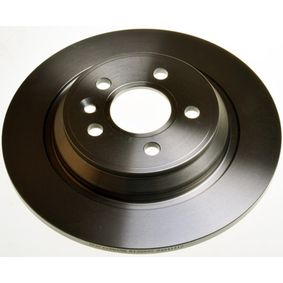 Bremsscheibe Bremsscheibendicke: 11,0mm, Lochanzahl: 5, Ø: 302mm mit OEM-Nummer 30 769 058