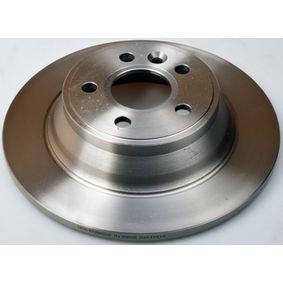 Bremsscheibe Bremsscheibendicke: 12,0mm, Lochanzahl: 5, Ø: 302mm mit OEM-Nummer 8D0 615 301 B