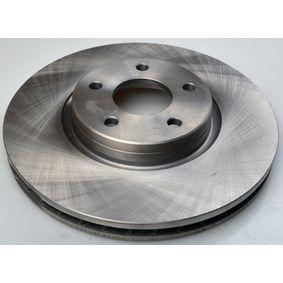 Bremsscheibe Bremsscheibendicke: 28mm, Lochanzahl: 5, Ø: 300mm mit OEM-Nummer 7G911125EA