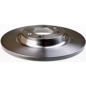 Bremsscheibe Bremsscheibendicke: 12mm, Lochanzahl: 4, Ø: 290mm, Ø: 290mm mit OEM-Nummer 77 01 206 327