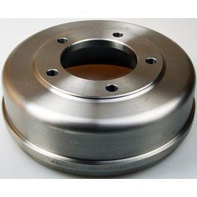 Brake Drum Drum Ø: 280,0mm, Outer Br. Sh. Diameter: 314mm with OEM Number 6 198 026