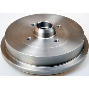 Bremstrommel Trommel-Ø: 200,0, Br.Tr.Durchmesser außen: 240mm mit OEM-Nummer 1H0501615A