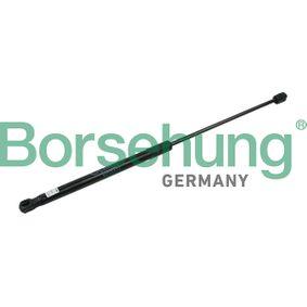 Borsehung  B14203 Heckklappendämpfer / Gasfeder Länge: 304mm, Länge: 540mm, Hub: 182mm
