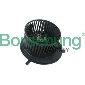 Interior Blower Voltage: 12V, Number of connectors: 2 with OEM Number 1K1 819 015C