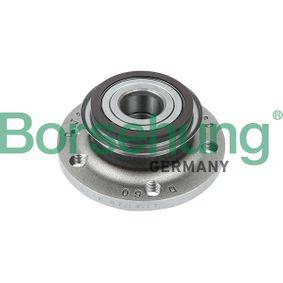 Touran 1T1, 1T2 2.0FSI Radlager Borsehung B15626 (2.0 FSI Benzin 2005 AXW)