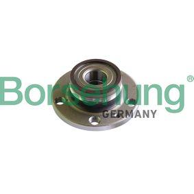 Wheel Bearing Kit B18297 OCTAVIA (1Z3) 1.6 TDI MY 2011