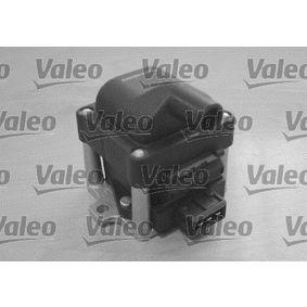 Zündspule Pol-Anzahl: 3-polig mit OEM-Nummer 047905115