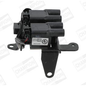 Zündspule Pol-Anzahl: 3-polig, Anschlussanzahl: 4 mit OEM-Nummer 2730102600