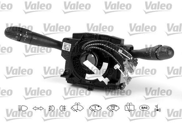 Steering Column Switch 251487 VALEO 251487 original quality