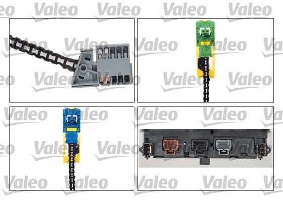 Steering Column Switch VALEO 251487 expert knowledge