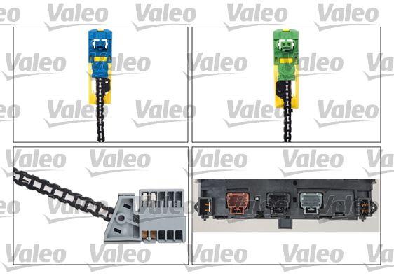 Steering Column Switch VALEO 251490 expert knowledge