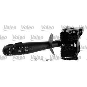 Steering Column Switch with horn, with indicator function, with light dimmer function, with rear fog light function, without board computer function with OEM Number 2556000Q0K