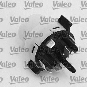 VALEO Zünd-/Startschalter 256569 für AUDI A4 (8E2, B6) 1.9 TDI ab Baujahr 11.2000, 130 PS