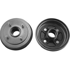 Bremstrommel Trommel-Ø: 38,5mm, Ø: 180mm mit OEM-Nummer MB 242007