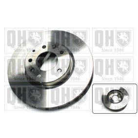 Bremsscheibe Bremsscheibendicke: 25mm, Lochanzahl: 5, Ø: 298,6mm mit OEM-Nummer G33Y 33 25X