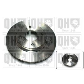 Brake Disc Brake Disc Thickness: 23mm, Num. of holes: 4, Ø: 258mm with OEM Number 1892668