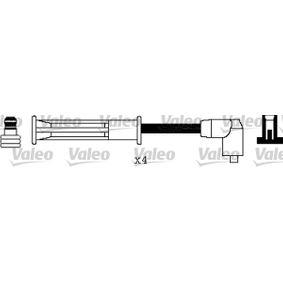 Zündleitungssatz Silikon, Länge: 550mm, Länge: 315mm, Länge 3: 350mm, Länge 4: 450mm mit OEM-Nummer 7700 107 662