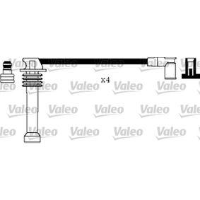 Zündleitungssatz Silikon, Länge: 180mm, Länge: 120mm, Länge 3: 360mm, Länge 4: 410mm mit OEM-Nummer 1110 741