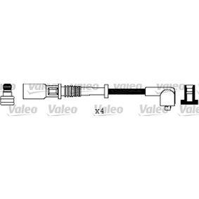 Zündleitungssatz Silikon, Länge: 540mm, Länge: 449mm, Länge 3: 340mm, Länge 4: 270mm mit OEM-Nummer 77 76 81 0