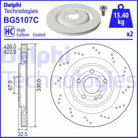 Radlagersatz Ø: 126mm, Innendurchmesser: 27mm mit OEM-Nummer 6Q0 407 621 BT