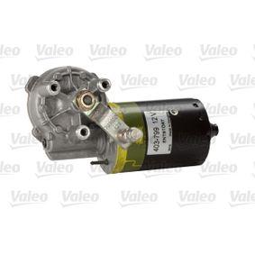 Wiper Motor with OEM Number 1C0 955 119