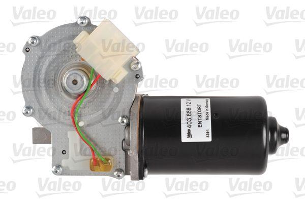 Window Wiper Motor VALEO 403868 expert knowledge