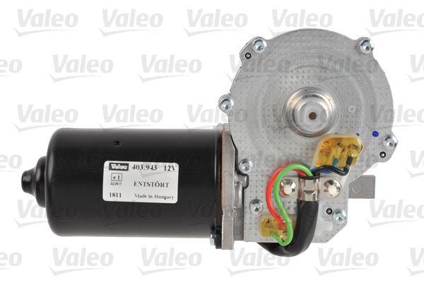 Motor stergator VALEO 403943 cunoștințe de specialitate