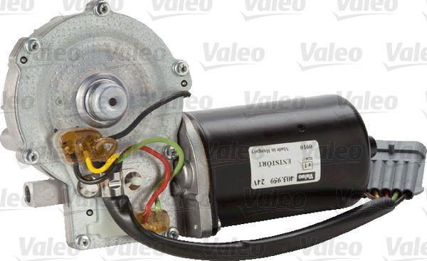 Motor stergator VALEO 403959 cunoștințe de specialitate