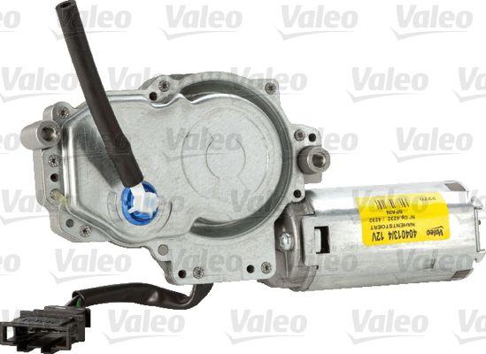 Motor stergator VALEO 404013 cunoștințe de specialitate