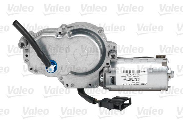 Motor stergator VALEO 404369 cunoștințe de specialitate