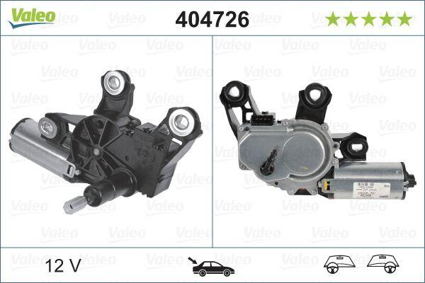 Scheibenwischermotor 404726 VALEO 404726 in Original Qualität