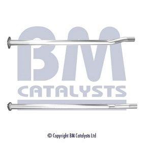 Golf 5 1.4TSI Auspuffrohre BM CATALYSTS BM50459 (1.4 TSI Benzin 2008 CAXA)