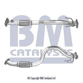 Golf 5 1.4TSI Auspuffrohre BM CATALYSTS BM50460 (1.4 TSI Benzin 2008 CAXA)