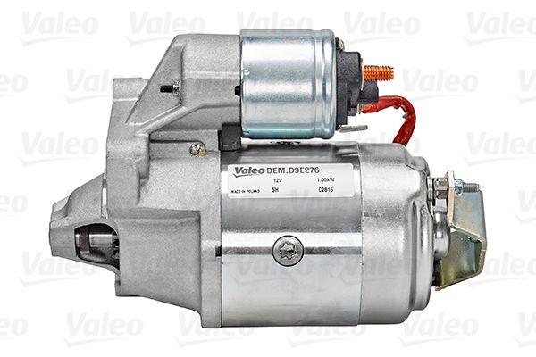 Starter VALEO D9E39 3276424325662