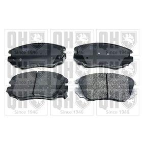 Bremsbelagsatz, Scheibenbremse Breite: 59,4mm, Dicke/Stärke: 19mm mit OEM-Nummer 1605185