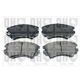 Brake Pad Set, disc brake Width: 66,6mm, Thickness: 19mm with OEM Number 95516195