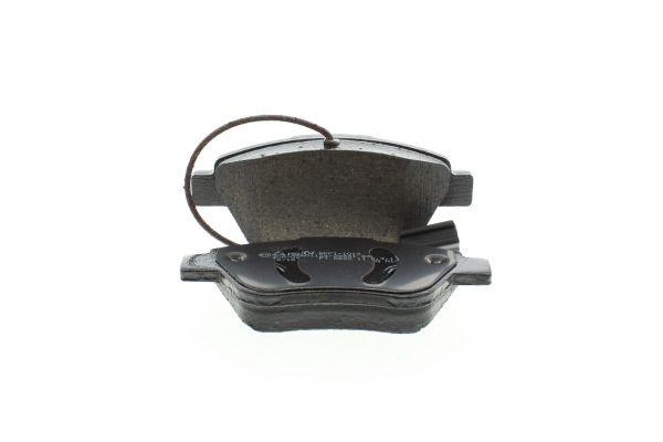 AISIN  BPFI-1019 Bremsbelagsatz, Scheibenbremse Breite: 122,8mm, Höhe: 53,3mm, Dicke/Stärke: 18mm