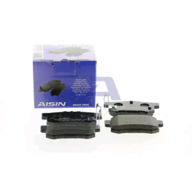 Brake Pad Set, disc brake Width: 89mm, Height: 47mm, Thickness: 15mm with OEM Number 43022S9AE52
