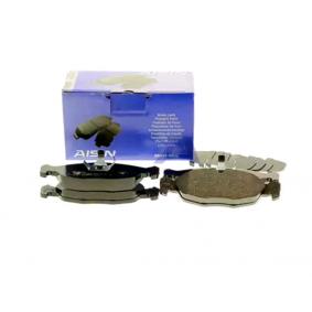 Комплект спирачно феродо, дискови спирачки BPOP-1003 Corsa B Хечбек (S93) 1.4i 16V (F08, F68, M68) Г.П. 1995
