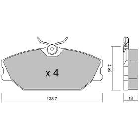 Renault Scenic 1 1.9dTi (JA0N) Scheibenwischergestänge AISIN BPRE-1013 (1.9 dTi Diesel 2000 F9Q 734)
