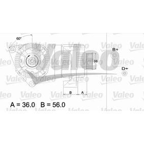 Lichtmaschine Art. Nr. 436718 120,00€