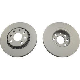 Bremsscheibe Bremsscheibendicke: 24mm, Lochanzahl: 4, Ø: 256mm mit OEM-Nummer 569042