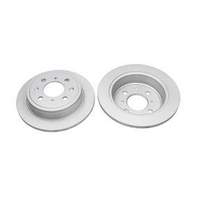 Спирачен диск дебелина на спирачния диск: 10мм, брой на дупките: 4, Ø: 238,5мм, Ø: 239мм с ОЕМ-номер 42510-SK3-E00