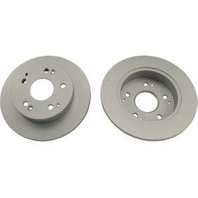 Bremsscheibe Bremsscheibendicke: 9mm, Lochanzahl: 5, Ø: 260mm, Ø: 260mm mit OEM-Nummer 42510S87A00