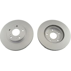 Brake Disc Brake Disc Thickness: 23mm, Num. of holes: 5, Ø: 282mm, Ø: 282mm with OEM Number 45251-S7A- E11