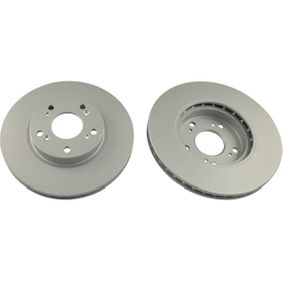 Brake Disc Brake Disc Thickness: 23mm, Num. of holes: 5, Ø: 282mm, Ø: 282mm with OEM Number 45251TA0A01