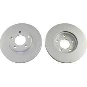 Brake Disc Brake Disc Thickness: 25mm, Num. of holes: 5, Ø: 276mm, Ø: 276mm with OEM Number C24Y-33-25XC9A