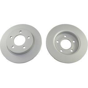 2011 Mazda 3 BL 1.6 MZR CD Brake Disc BR-4763-C